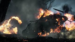 обучение в battlefield 1 (тестовое видео))