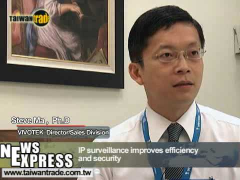 The Security Surveillance Industry in Taiwan