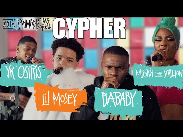 DaBaby's 2019 XXL Freshman Cypher Is A Verse He Shared On