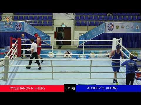 ЧРК по боксу среди молодежи в г. Атырау день-3 (22.01.2020)