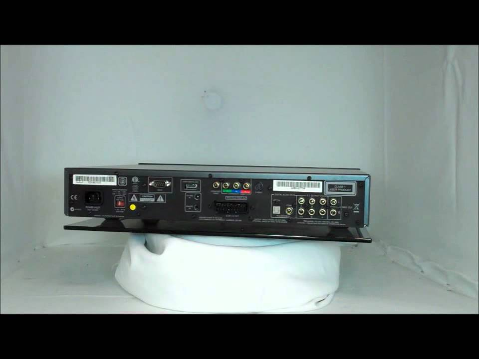 arcam dv139 - youtube