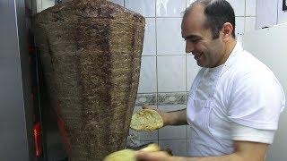 Dönerci Şahin Usta - Tastiest Döner I've Ever Eaten | Grand Bazaar Istanbul