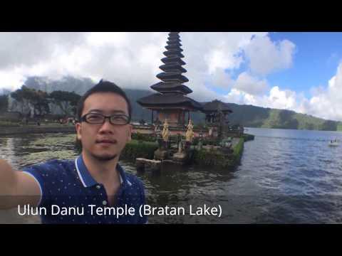 Traveling Bali with Olloclip fisheye 360˚
