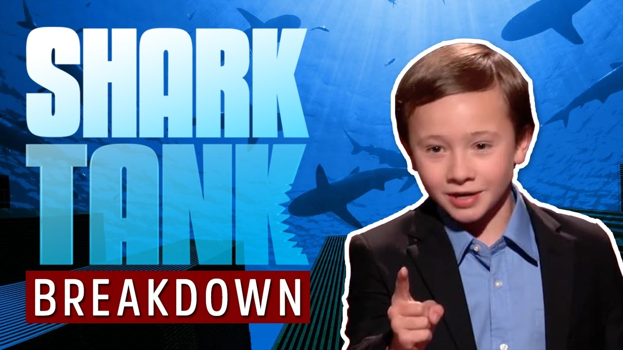 Shark Tank Breakdown - Jack's Stands & Marketplaces - Entrepreneurship Platform for Kids