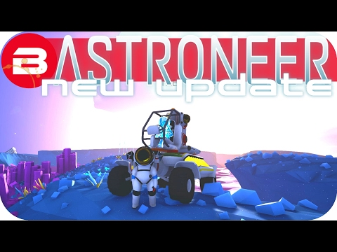 Astroneer Gameplay - NEW UPDATE: IS THIS THE MADDEST PLAN OF ALL? Lets Play Astroneer Experimental
