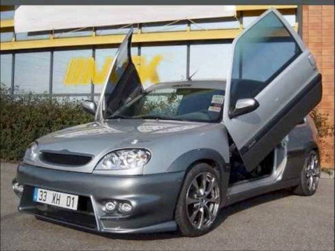 citroen saxo tuning youtube. Black Bedroom Furniture Sets. Home Design Ideas