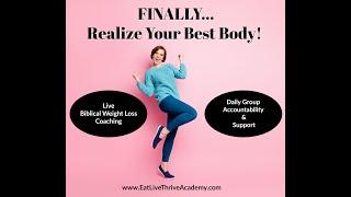 Weight loss coaching for mature women ...