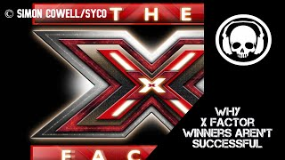 Why X Factor winners aren't successful