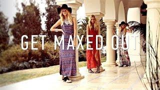 Forever 21 Spring Maxi Dresses