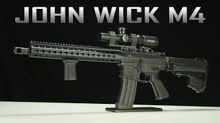 John Wick 2 M4 Build! - Airsoft GI
