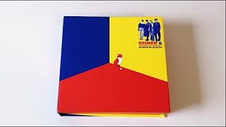 Baixar A Bitersweet Unboxing of SHINee 샤이니 6th Studio Album The Story Of Light EP 3
