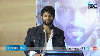 actor vijay devarakonda excellent speech at nota press meet fulloncinema