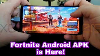 Fortnite Mobile Android Gameplay Leaked XDA - Fortnite Client APK Android Download (link 👇🏼)