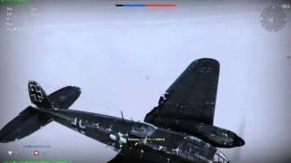 War Thunder Harvest Day, Luftwaffe Raid