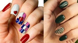 Easy Nail Art For Beginners!!! #1