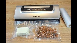 Keep Food Fresh Longer With Cosori Vaccum Sealer | Food Saver