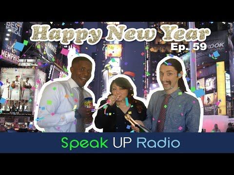 ネイティブ英会話【Ep.59】Happy New Year  - Speak UP Radio -