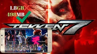 How to Download Tekken 7 for Android|Tekken 7 Global|Tekken 7 MOD For Android|Highly Compressed