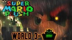 Super Mario Plush World 3-Final Castle