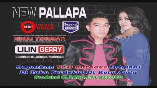 Gerry Mahesa  Feat Lilin Herlina - Rindu Terobati ( Official Lyric Video )