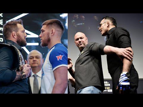 Дана Уайт о развале UFC 249, новые соперники Тони Фергюсона, турниры Bellator отменены