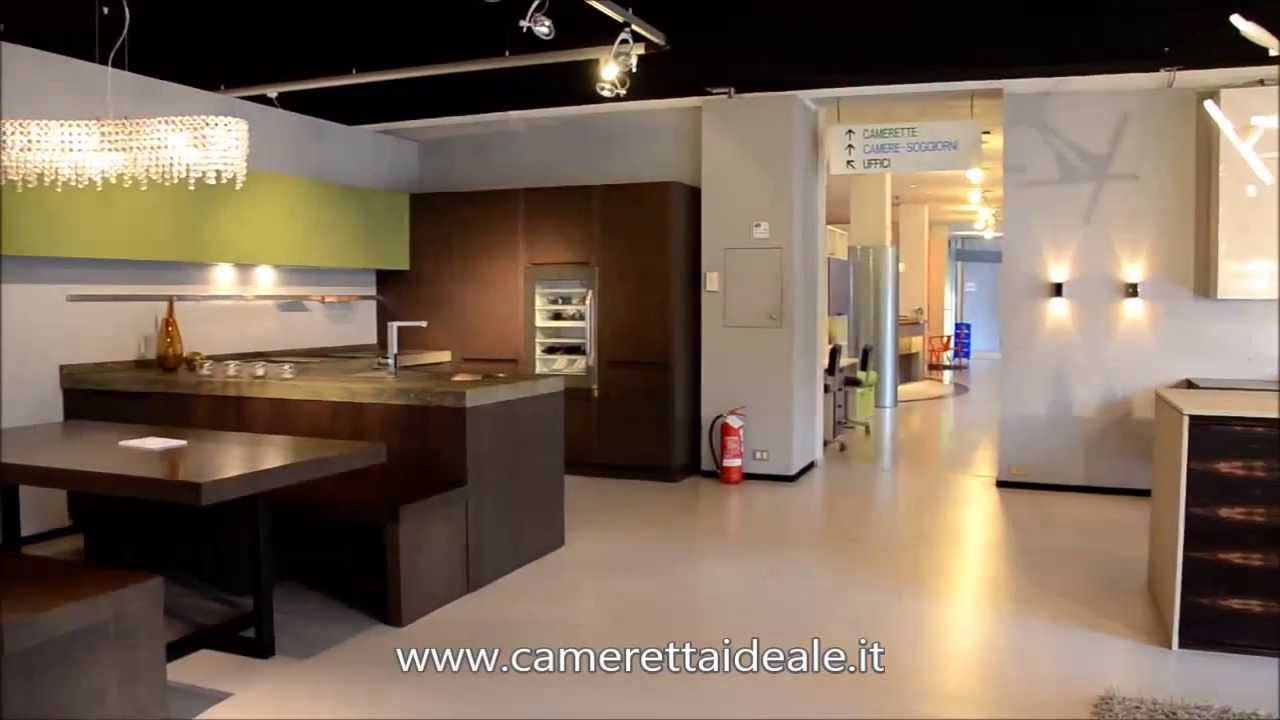 area cucine - La Cameretta Ideale srl - Lissone MB - YouTube