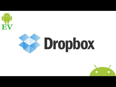 Como usar Dropbox en Android | Android Evolution