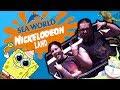 Nickelodeon Land Sponge Bob Rides At Sea World ~ Gold Coast 2017 Vlog19