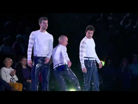 Stars on Ice 2015 - Brick House