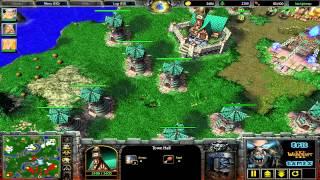 WE.Pepsi.Infi HU vs WMF Moon NE - Epic WarCraft 3 Games - RN89