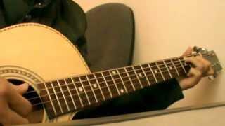 Nỗi đau kẻ đến sau - Guitar Cover