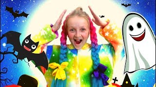 Pretend play with happy halloween by Tawaki kids\Funny video for children