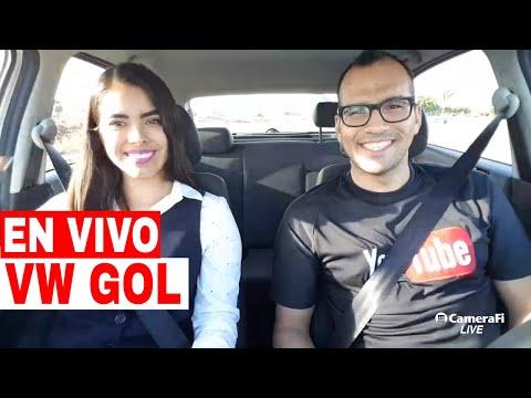 VW Gol 2018 [En Vivo] Algo Tiene de Especial Este Auto Compacto!