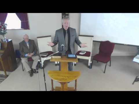 """""""The Faith of Paul"""" Tom Martin, 1/30/16"""