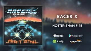 """Official audio for """"Hotter Than Fire"""" from the album Street Lethal ..."""