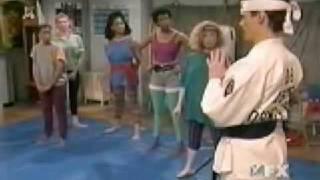 Jim Carrey - Instructor Karate (sub español)