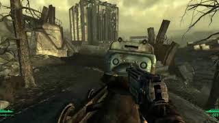 Стрим Fallout 3. День 3 часть 1
