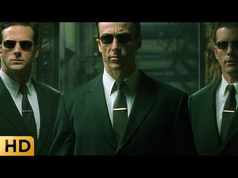 Агенты срывают тайное собрание. Матрица: Перезагрузка.