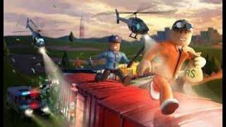 Como fazer uma greve de helicóptero adequada em ROBLOX (criminal vs SWAT)