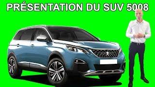 Les tutos de Berbi : Pre?sentation complète du nouveau SUV 5008