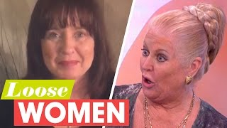 Coleen Has a Special Message for Kim Woodburn | Loose Women