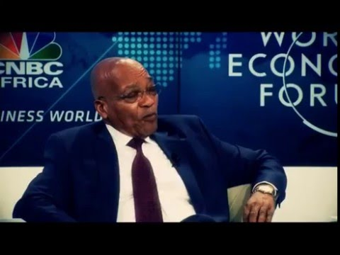 Africa's Next Challenge Debate - World Economic Forum Davos 2016