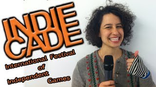 INDIECADE AT THE MUSEUM OF THE MOVING IMAGE!
