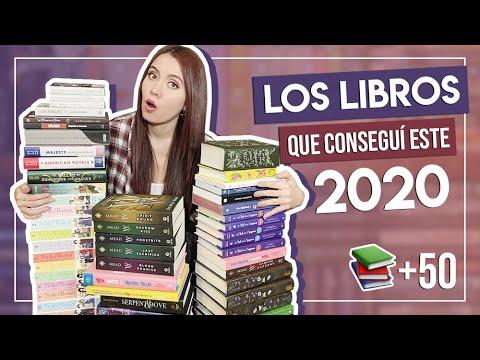 Primer y único BOOK HAUL del 2020 📚
