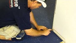 How To Cut VCT Tile Without A Tile Cutter