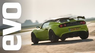 Lotus Elise S Cup review by Henry Catchpole | evo DIARIES