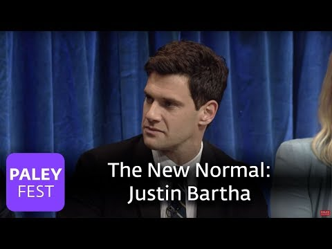 The New Normal  Justin Bartha On Playing Gay