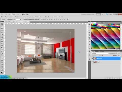 Как сделать рамку в Adobe Photoshop? Photoshop