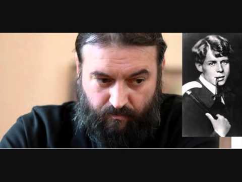 Отец Андрей Ткачев о Сергее Есенине (к 120 летию со дня рождения)