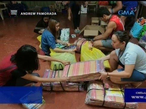 Mga Pinoy sa iba't ibang panig ng bansa, nagbayanihan para sa mga naiipit ng gulo